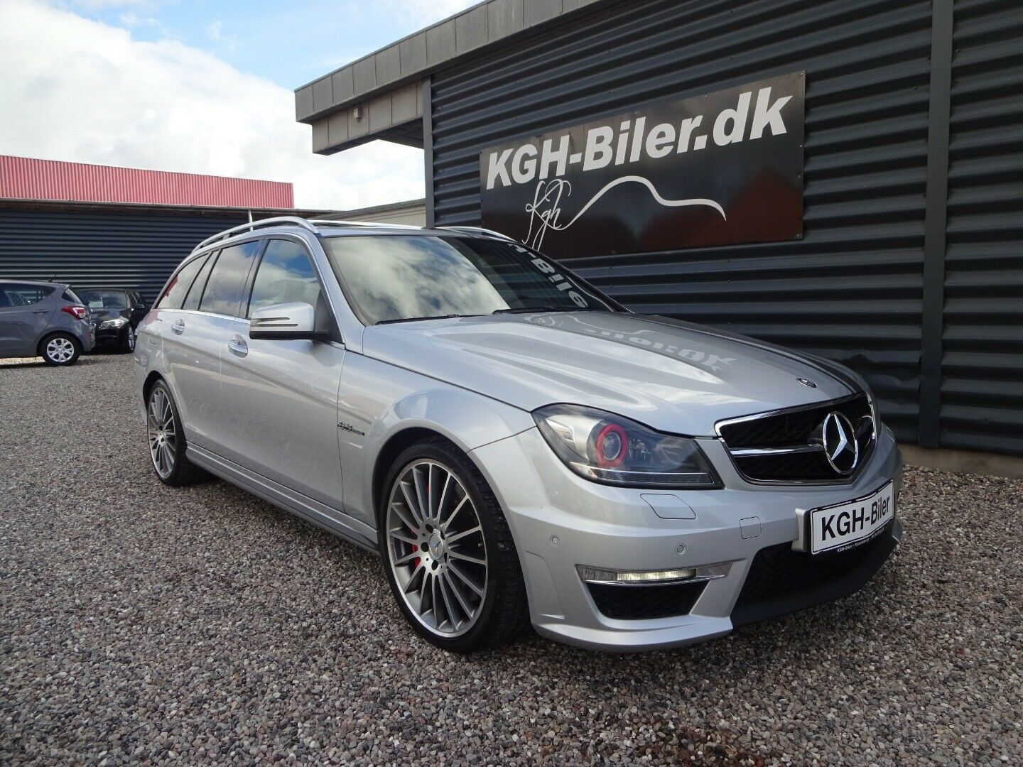 Mercedes C63 6,3 AMG Performance stc. aut. 5d
