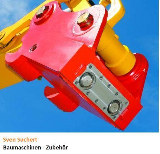 Schnellwechsler System MS01 SW01 Bobcat 320 Cat 301.8c System Lehnhoff
