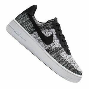 Nike Junior's GS Air Force 1 Flyknit 2