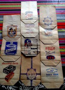 11-Anciens-sacs-publicitaires-biscuits-ARLES-MONTPELLIER-CARCASSONNE