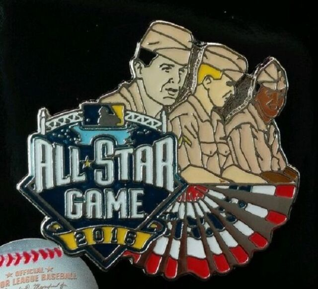 fd9664701246 2016 MLB ALL STAR GAME PIN