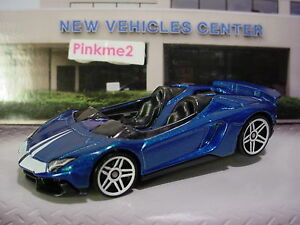 Details about 2015/2016 HW EXOTICS Exclusive LAMBORGHINI AVENTADOR  J☆Blue☆LOOSE Hot Wheels