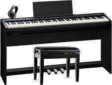 Roland Fp 30 Bk Digital Piano Stagepiano Gunstig Kaufen Ebay