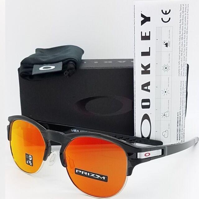 fabdc2e1962 Oakley Latch Key Sunglasses Black Ink Frame