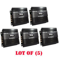 Lot Of (5) Pyle Pswnv720 24-12v Dc Power Step Down Converter 720w Pmw Technology on sale