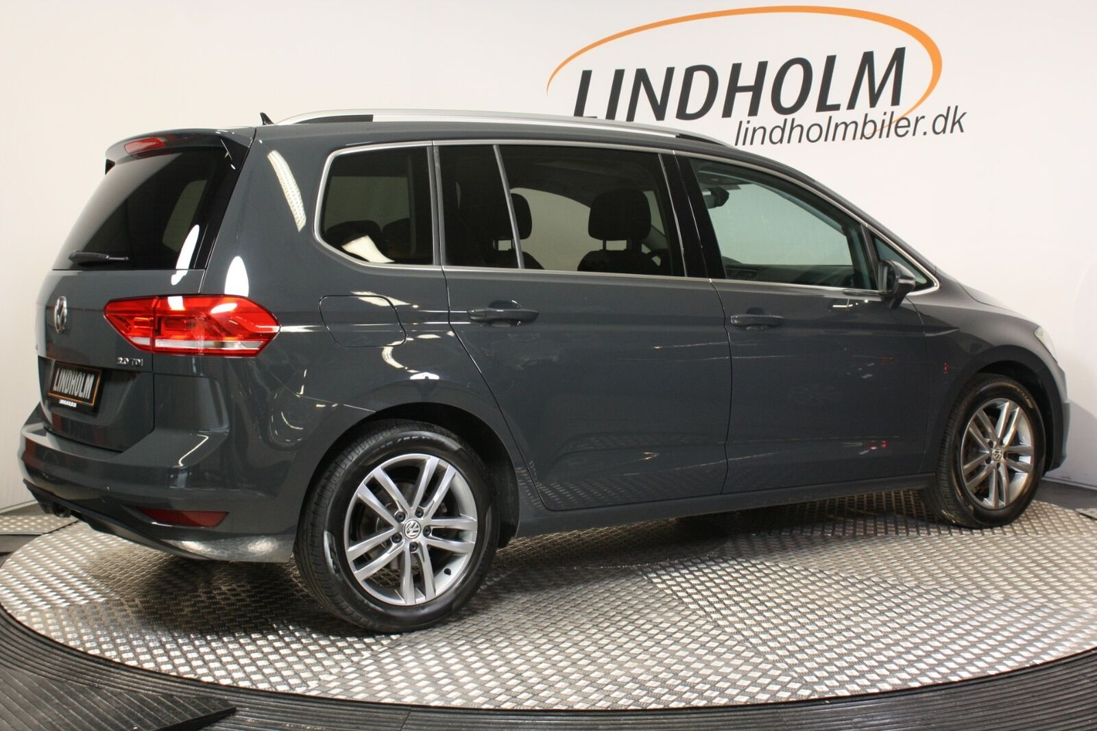 VW Touran TDi 150 Highline DSG 7prs