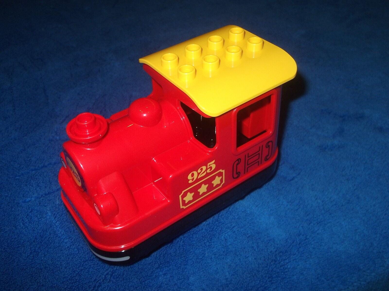 LEGO DUPLO VILLE ferrovia elettrica Treno Locomotiva 10874 con app controllabili Nuovo WOW