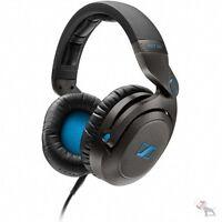 Sennheiser Hd7 Dj Closed Design Monitoring Dj Headphones W/ Swivel Cups & Case