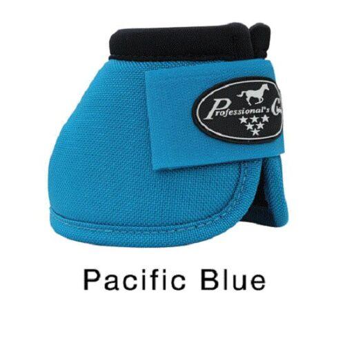 Professionals Choice Horse démesure Bell Bottes Turquoise Bleu Pacifique Toutes Tailles