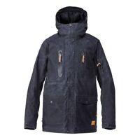 Quiksilver Men's Dreaming Snowboarding Jacket Black S on sale