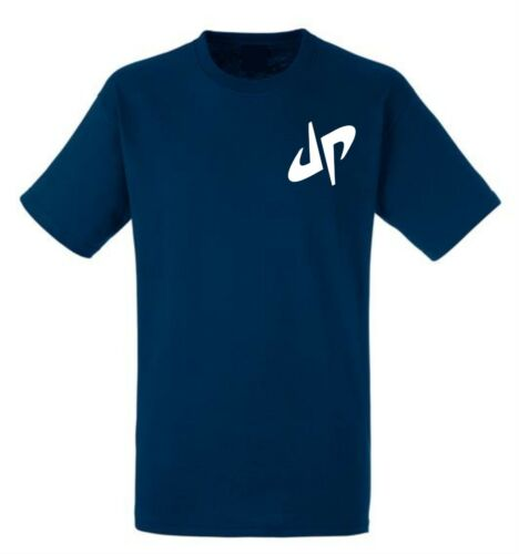 Dude Perfect Left Printed T-Shirt Sports Funny Trickshot Video American Youtuber