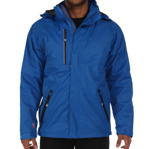 Blue Regatta Men/'s Waterproof Jacket 3-In-1 Evade Full Zip Jacket New