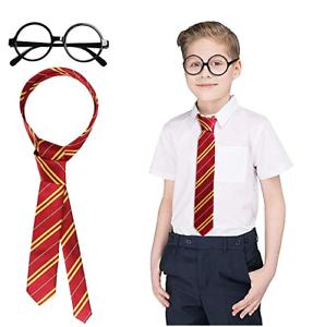 Halloween Harry Potter Gryffindor Glasses Cosplay Book Week Costume Accessories
