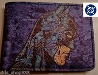 Batman Knight Bi Fold Wallet Dark Knight Dc Comics Us Seller Justice League