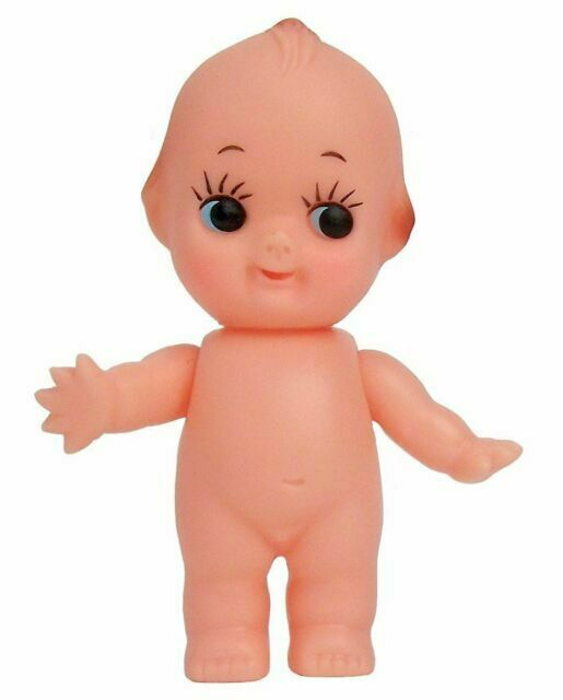 Obitsu Made in Japan KP075 Kewpie QP Doll 5 Pieces