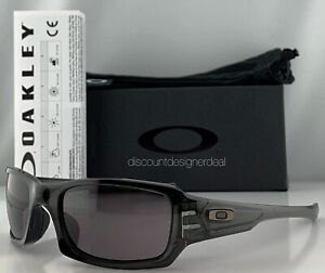 0db5929754ebe Oakley Five Squared Sunglasses OO9238-05 Grey Trans Warm Grey Lenses ...
