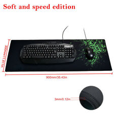 44c8ecb9f9c 900*300mm Rubber Razer Goliathus Mantis Speed Game Mouse Pad Mat Large XL  Size
