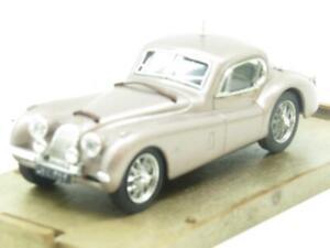 Brumm-Diecast-R106-Jaguar-XK120-3-5-litros-Malva-purpura-1-43-ESCALA-en-Caja