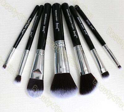 Jessup Travel MakeUp brushes Cosmetic Set Eyeshadow Foundation Brush blush Tool