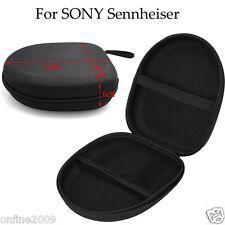 EVA Hard Shell Carrying Headphones Case /Headset Travel Bag for SONY Sennheiser