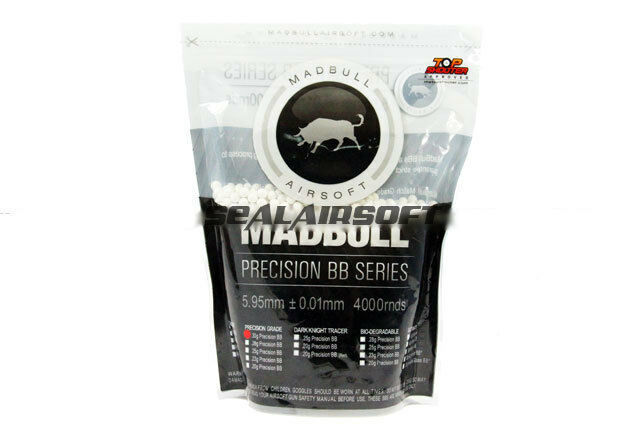 Madbull Precision Grade 0.30g BB (4000rd) MB-BB-PG030