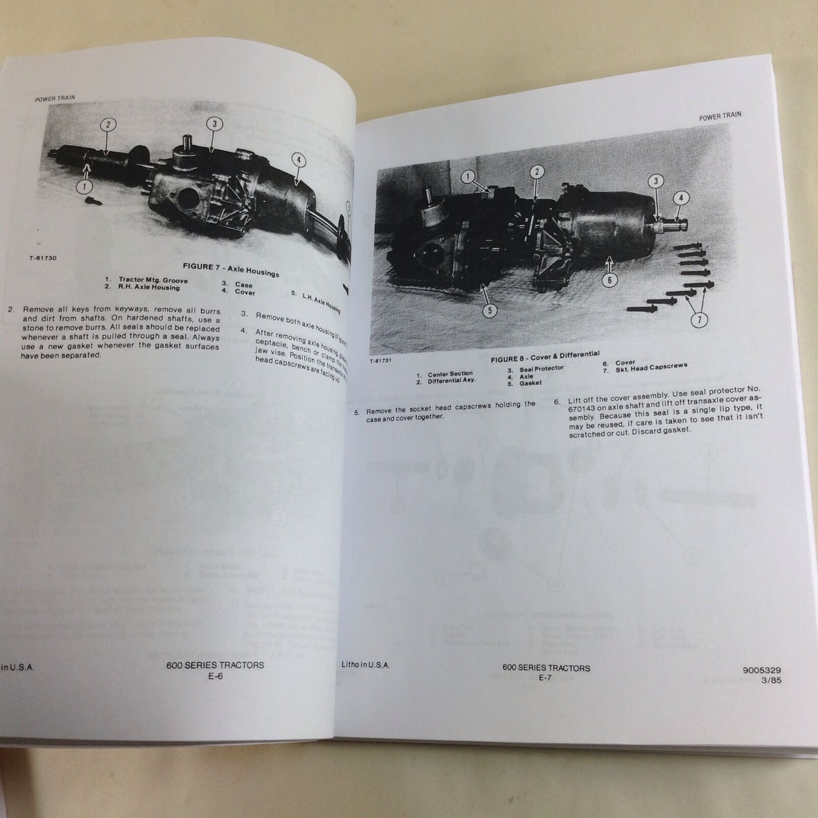 611 Allis Chalmers Wiring Schematic Library Garden Tractor Diagram Pics Lt Ltd Series Lawn Mower Service Repair Manual Ebay