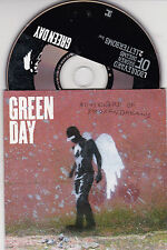 CD CARTONNE CARDSLEEVE 2T GREEN DAY BOULEVARD OF BROKEN DREAMS