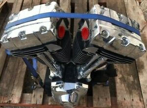 2007 HARLEY FLHTC ELECTRA GLIDE CLASSIC, MOTOR ENGINE BLOCK (OPS1044)