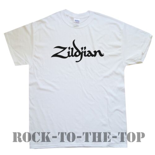 ZILDJIAN NEW T-SHIRT sizes S M L XL XXL black white grey brown maroon