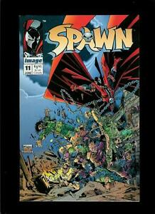 Spawn # 11 (Image, 1993, VF / NM) Flat Rate Combined Shipping!