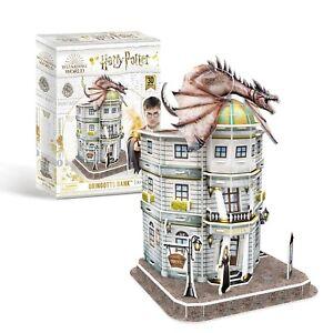 Harry-Potter-Gringotts-Bank-3D-Jigsaw-Puzzle-modele-PL