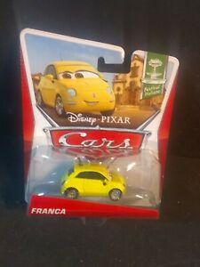 DISNEY-PIXAR-CARS-034-FESTIVAL-ITALIANO-034-FRANCA-diecast-vehicle-4-10