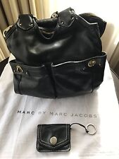 Marc Jacobs handbag used with Original Dust bag With Free Key Chain Wallet MJ