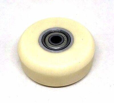 Roller 286547 Nordictrack Proform Freemotion OEM White ELLIPTICAL WHEEL