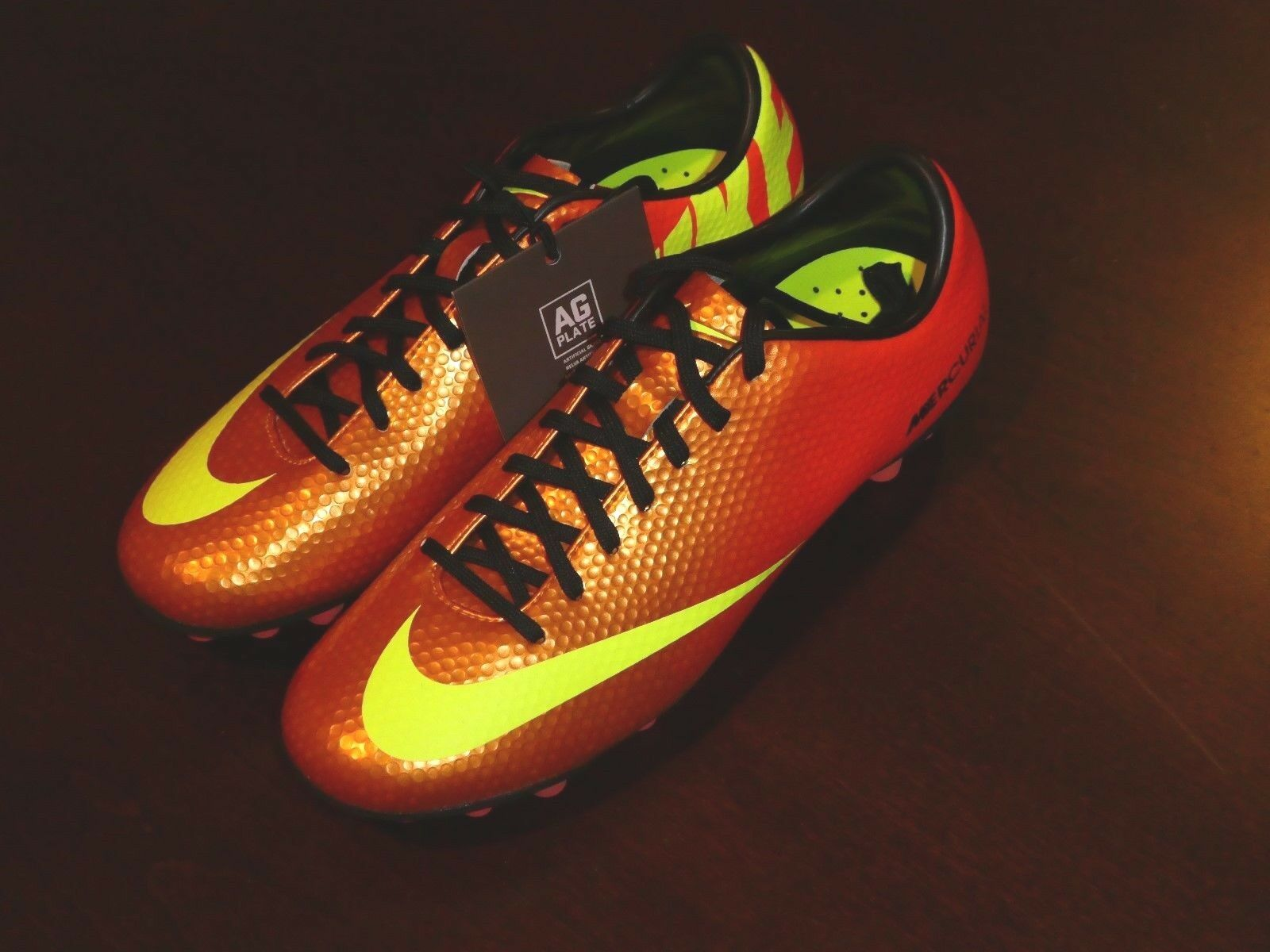 Nike Mercurial Veloce AG Soccer Cleats new shoes 555609 778 Artificial Grass