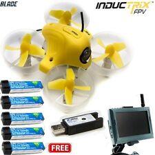 Blade BLH8500 Inductrix FPV Mini Quadcopter RTF w/ 4.3 FPV Monitor & 5x Lipos
