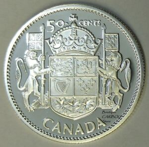 2003-Canada-Silver-Proof-039-039-Special-Edition-Coronation-039-039-50-Cents