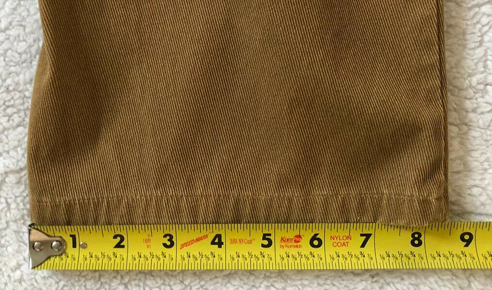 Bills Khakis Men Pleated Beige Cotton CORDUROY Ca… - image 5
