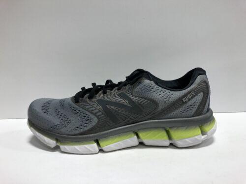New Balance Men's Rubix V1, Gray Running Shoes, Si