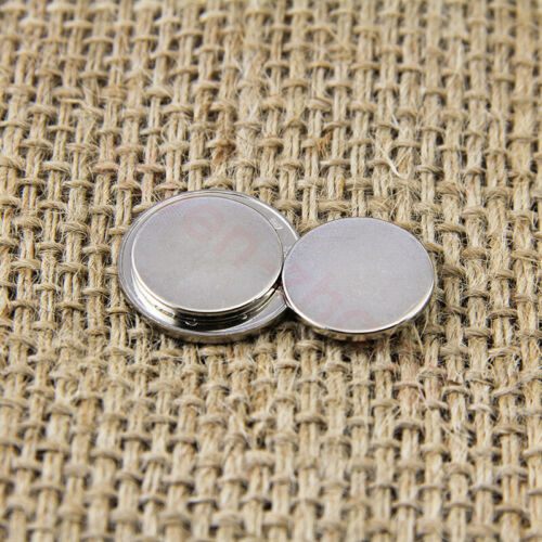N50 20mm x 5mm Super Strong Disc Cylinder Round Rare Earth Neodymium Magnets