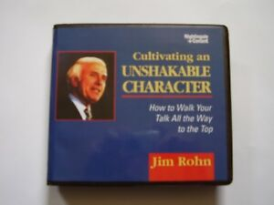CULTIVATING UNSHAKABLE CHARACTER PDF