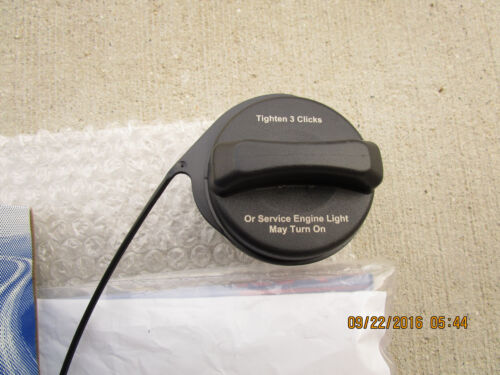 07-11 GMC SIERRA 1500 2500 3500 FUEL GAS TANK FILLER CAP WITH TETHER NEW