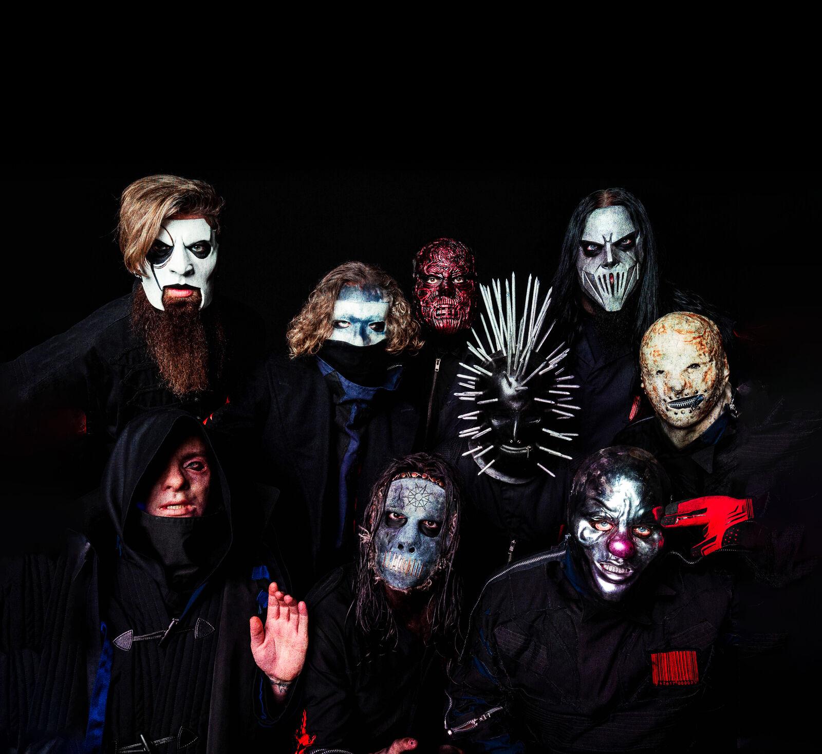 Slipknot Amsterdam Tickets