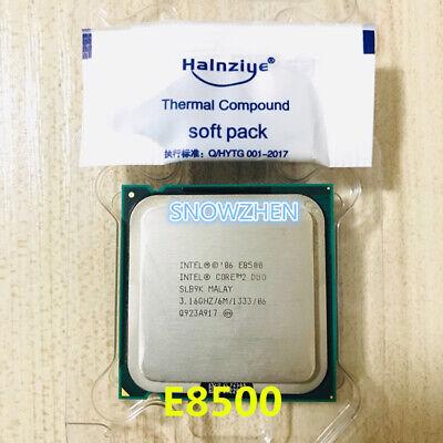 Intel Core 2 Duo 3.16 Ghz//6M//1333 SLB9K