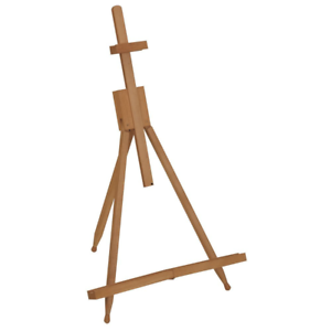 Perfect Image Is Loading WOODEN TABLE TOP TRIPOD EASEL ARTIST PAINTING FOLDING