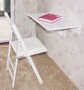 SoBuy Mesa plegable de pared,Escritorios,Mueble infantil,Mesa de ...