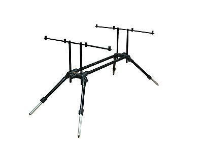 Rutenhalter Rutenständer Quantum Freestyle Rod Pod  Neu Top Qualität 8402022