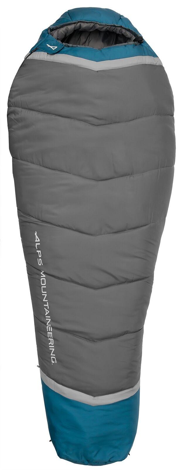 ALPS Mountaineering Blaze 0 Degree Mummy Sleeping Bag Regular