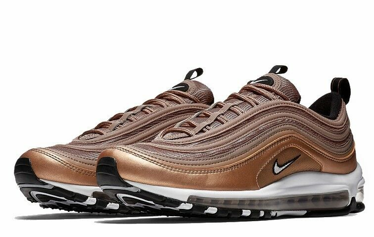 Nike Air Max 97 'Bronze' Desert Dust/White 921826-200 Size 10 NWT