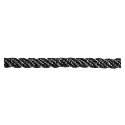 Cima nera 3 legnoli 8 mm 10 MT Osculati 06.450.08-0645008